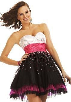 Alluring Sweetheart A line Spring & Summer Tulle Evening Gown - Lunadress.co.uk