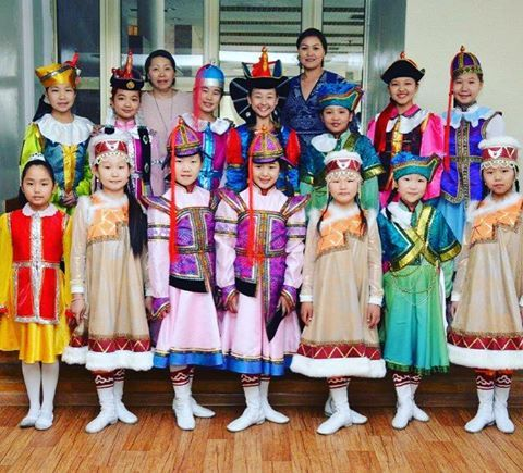 TRT 23 Nisan Uluslararası Çocuk Şenliği İlk konuk ülke Moğolistan'dan geldi.