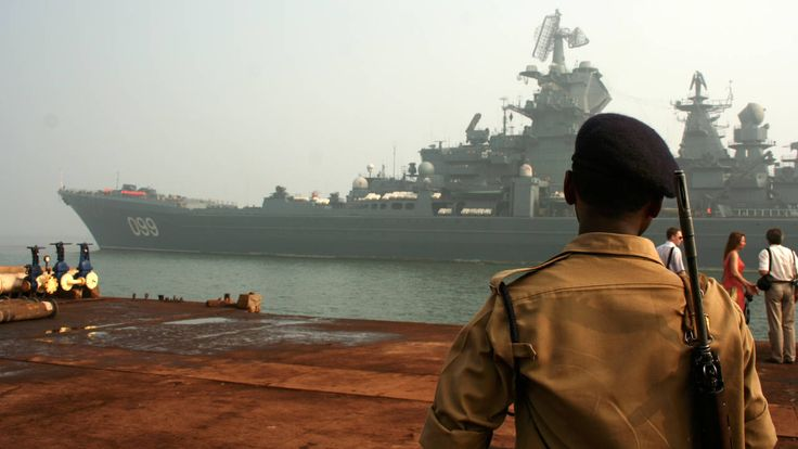 Maharashtra's Dighi port may get Russian security system