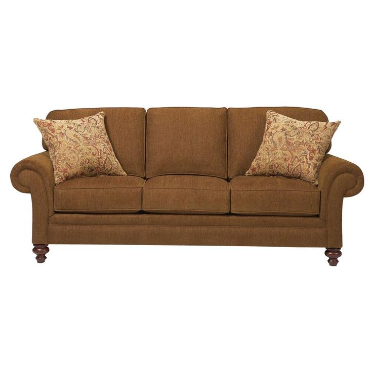 6112 Larissa Upholstered Sofa By Broyhill Furniture Living Pinterest Couch Sofas And