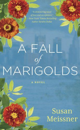 A Fall of Marigolds by Susan Meissner // Meissner is my new fave author. I think I read 3 of her books this year. This one straddles 9/11 and another horrific event in NY in 1911. Connecting the 2 women in 2 times is a scarf--and the discovery of love. It was sad, hard, slow, beautiful and full of redemption--my fave kind of book!