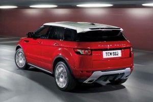 2015 Range Rover Evoque msrp