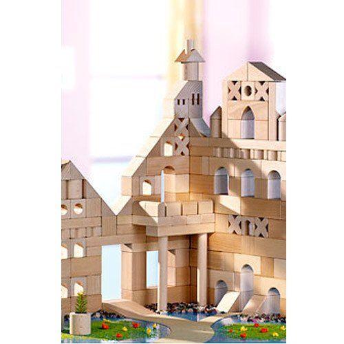 HABA Building Blocks XL Starter Set #toys2learn#haba#preschool#educational#toys#Australia#starterblocksextralarge