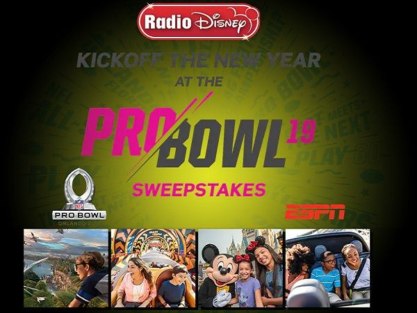 radio disney com/sweepstakes: Win Trip to Walt Disney World