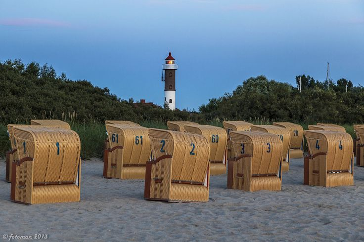 Insel Poel Leuchtturm Timmendorf 2013 Germany by Fotoman JH on 500px