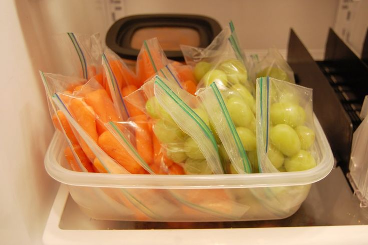 1. Vegatable, fruit bags. Arm yourself with healthy snacks. Take these bags to work or school. No excuses. Photo credit: hartsspace.com  2. Weight Loss Jars. Move a stone for each pound/kg you have lost from one jar to another!  Photo credit: mysistersjar.wordpress.com  3. Eatin