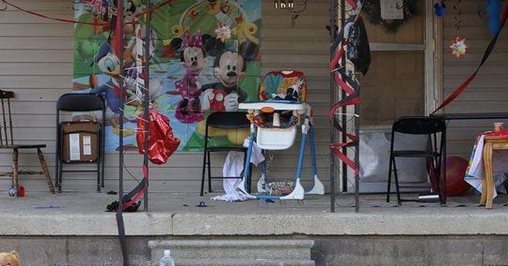 Το πάρτι γενεθλίων του δίχρονου παιδιού που κατέληξε σε εφιάλτη