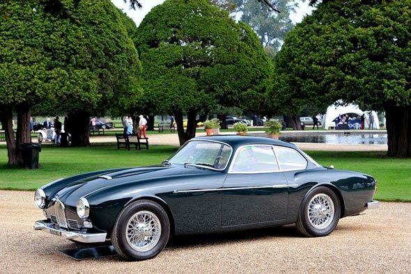 1957 Jaguar XK140 Zagato Maintenance/restoration of old/vintage vehicles: the material for new cogs/casters/gears/pads could be cast polyamide which I (Cast polyamide) can produce. My contact: tatjana.alic@windowslive.com