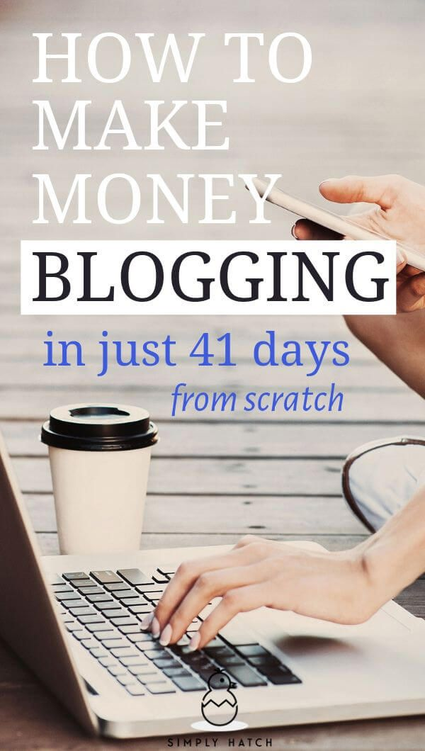 How I Made Money Blogging In Just 41 Days (With My New Lifestyle Blog) – Penny Malsam
