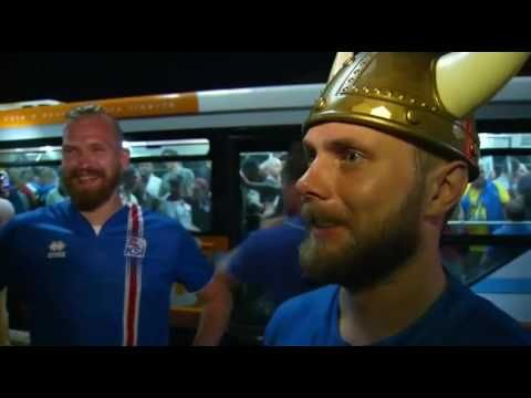 Iceland Beats England at Euro 2016 5 Things to Love About Nordic Nation ...