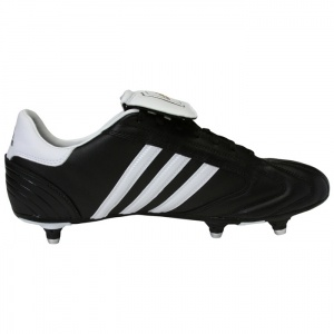 SALE - Adidas Telstar Soccer Cleats Mens Black Synthetic - Was $55.00 - SAVE $28.00. BUY Now - ONLY $27.49