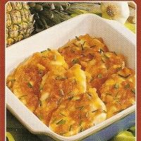 Chicken With Pineapple Sauce Recipe