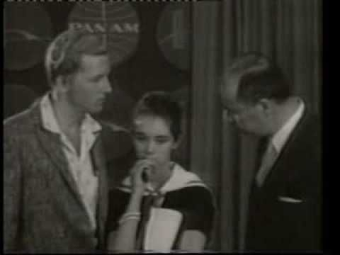 Jerry Lee Lewis Interview with 13 year old wife 1958