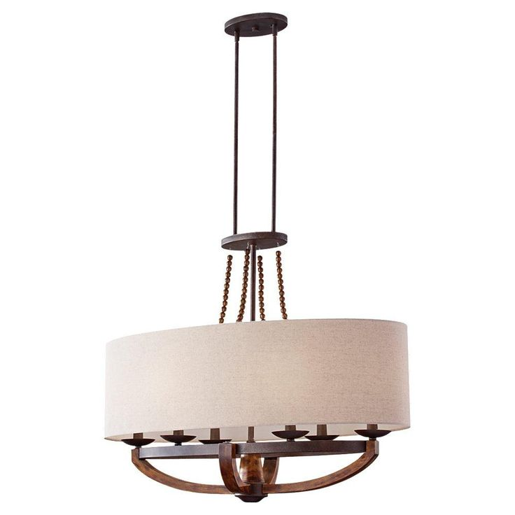 1000+ Ideas About Drum Shade Chandelier On Pinterest