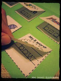 Interactive Alphabet Flip Books! Fun way to reinforce letters and beginning sounds. $