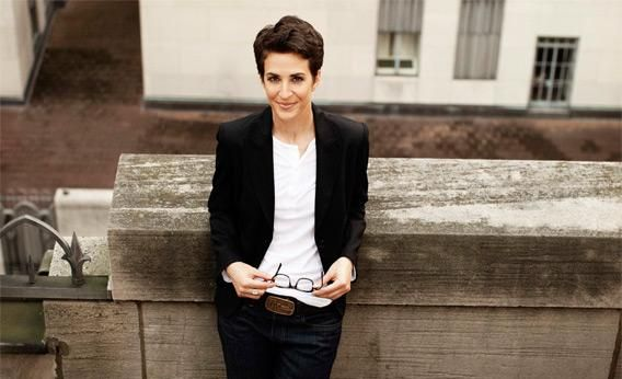 Yo rachel maddow gay