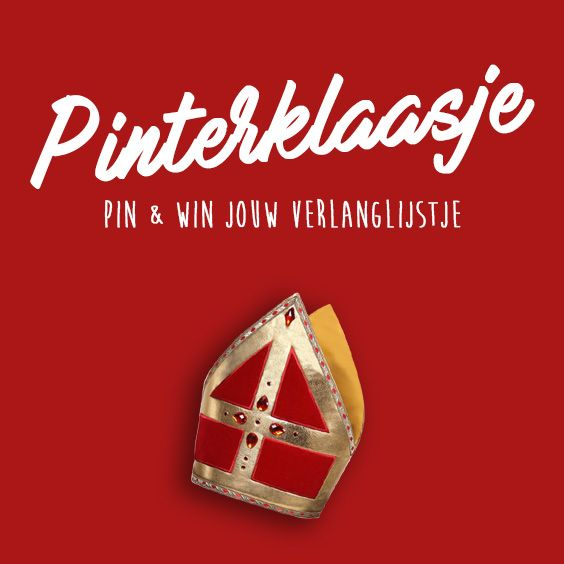 Pin en win voor 500,- aan wooncadeaus! Ontdek snel de actie op https://www.goossenswonen.nl/pinterklaasje