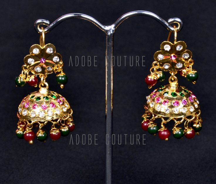 Intricate design. A jadau product by Adobe Couture.   https://www.facebook.com/AdobeCouture