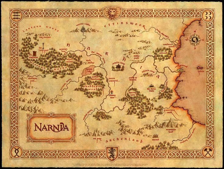 Hay libros a los que es preferible entrar con un buen mapa en las manos. La cartografía ficticia es algo necesario sobre todo cuando ...