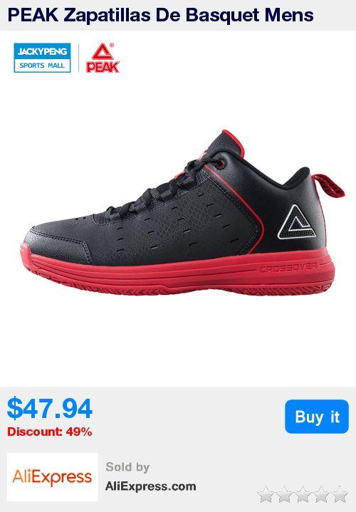 PEAK Zapatillas De Basquet Mens Basketball Shoes Cushion-3 Techn Zapatillas Baloncesto Wear-resistant Zapatillas Altas Hombre * Pub Date: 21:20 Jul 9 2017