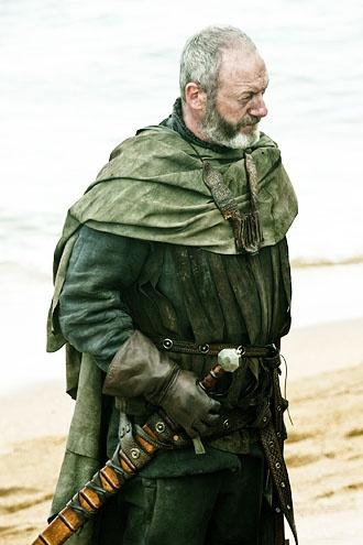 Ser Davos, the Onion Knight