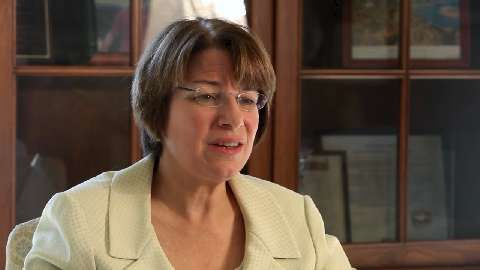 Video: Sen. Amy Klobuchar also for no-fly zone in Syria  Add Minnesota Democratic Sen. Amy Klobuchar to the growing list of lawmakers calling for United States to set up a limited no-fly zone in Syria near the Jordanian border to protect rebel forces training in the area — a tactic the administration has yet to embrace.
