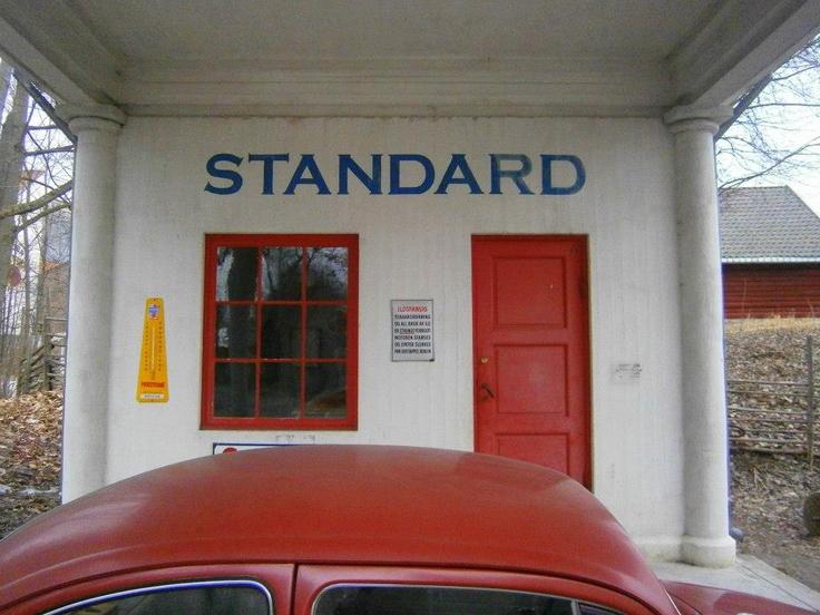Standard Benzin - oslo