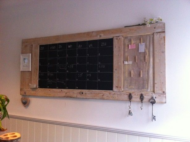 25 beste idee n over cottage deur op pinterest - Shabby chique kamer ...