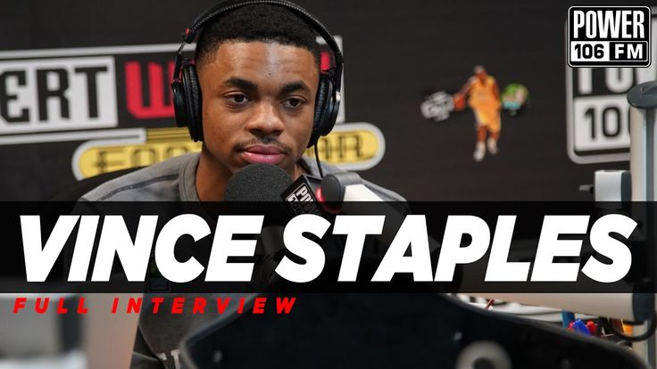 Vince Staples   Who is the Best Rapper Alive?