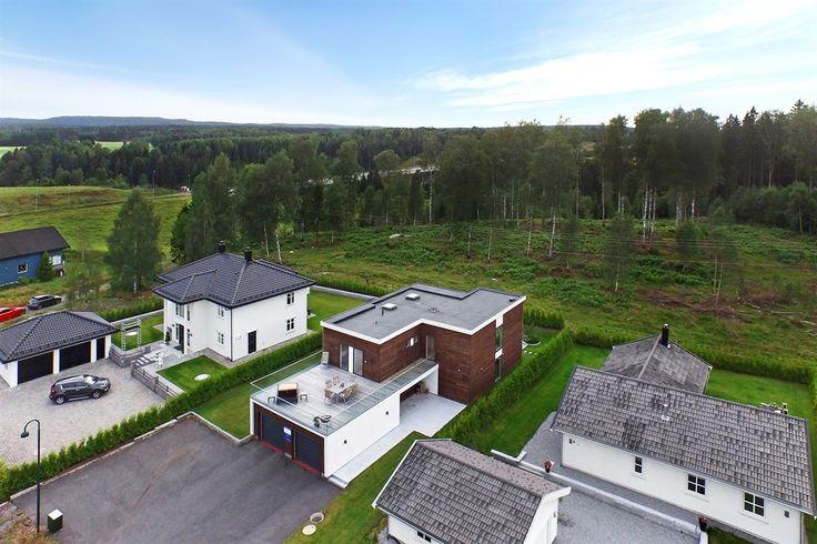 (2) FINN – NYHET! Spydeberg -Unik designvilla med høy standard -særdeles…