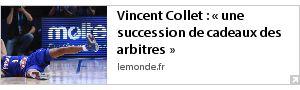 Défaite de la France à l'Eurobasket : «une succession de cadeaux des arbitres» Check more at http://info.webissimo.biz/defaite-de-la-france-a-leurobasket-une-succession-de-cadeaux-des-arbitres/
