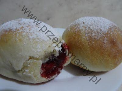 www.przepismamy.pl: Pączki pieczone