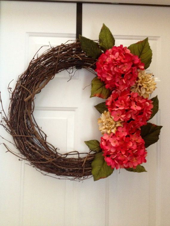 Maggie Carpenter Wreath by SpringRayOfSun on Etsy, $55.00