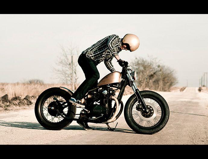 1981 Yamaha XS650 Bobber - Pipeburn - Purveyors of Classic Motorcycles, Cafe Racers & Custom motorbikes