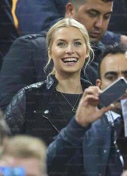 Lena Gercke (Sami Khedira's Girlfriend)