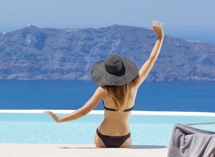 Celebrate Life ... La Maltese Estate Santorini