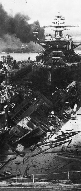 Pearl Harbor-how much did FDR and the federal government know?