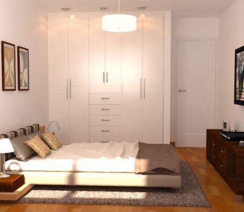 Proyecto Residencial Tenerife-dormitorio-Urbania.pe
