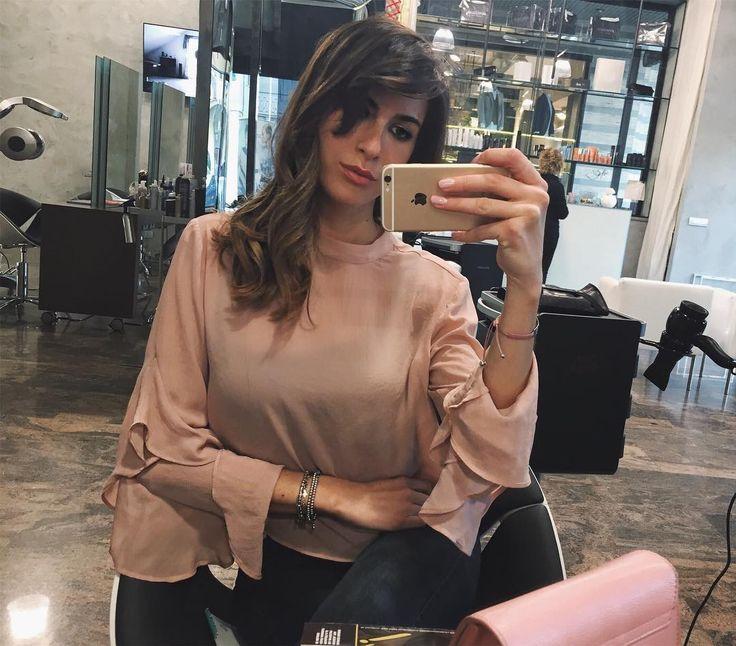 Ragazze ho finalmente trovato il mio parrucchiere del cuore qui in #Abruzzo! Si chiama @donatelloberardinucci  ha un salone meraviglioso a #Montesilvano e delle mani d'oro! Vi dico solo che durante il lavaggio mi hanno fatto un massaggio così rilassante che stavo per addormentarmi!  #hairlook#hairdressers#hairlove#hairinspiration#capelli#hairstylist#pinkandwhite#littleprincess