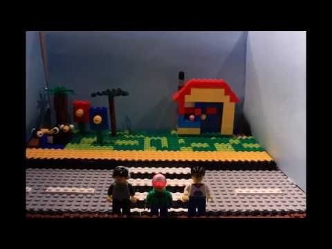 Lego Life Lessons - Safety Tips for Walking to School - YouTube: This is our entry for the Mix and Mash Safer Journeys Competition 2013......Enjoy!  Creative Commons : Attribution-Noncommercial-Share Alike 3.0