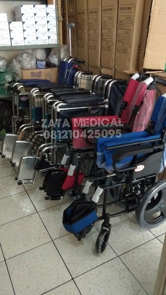 Kursi roda standar, kursi roda traveling,kursi roda racing