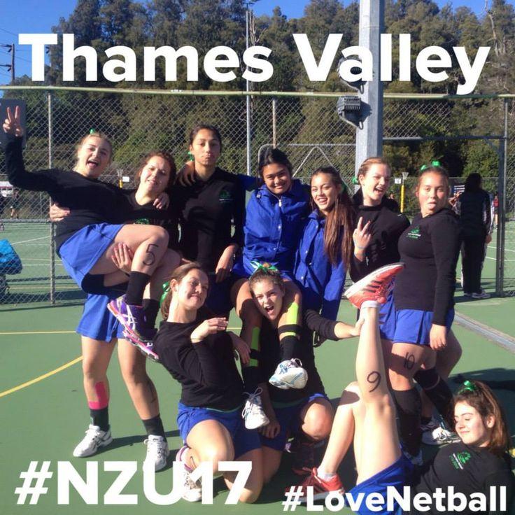 #NZU17 #LoveNetball