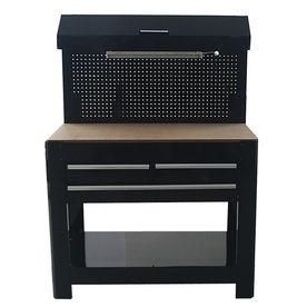 kobalt3-drawer workbench, don't know what I would use it for but it is designed like a great piece of furniture.