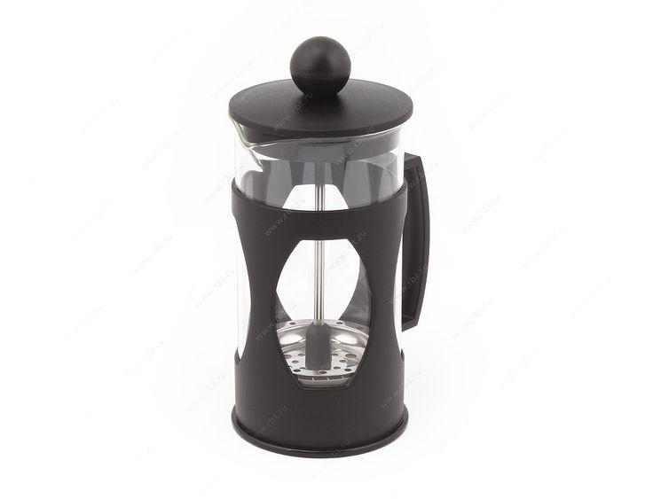 Кофейники и турки Excook cp-32735 френч-пресс на маркете Vse42.ru. Тип: кофейники и турки; Объем: 0.35 л; Цвет: чёрный; Материал: пластик, стекло