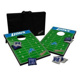 Wild Sports Detroit Lions Outdoor Corn Hole Party Game 4Dnfl110