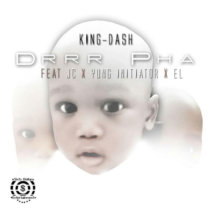 """Check out my new single """"Drrr Pha (feat. J Cee, Yung Initiator & El)"""" distributed by DistroKid and live on Amazon!"""