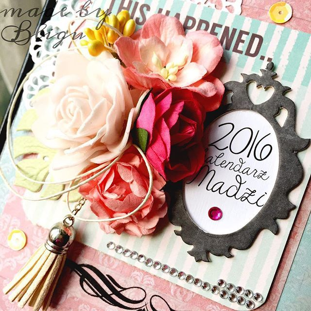 """.:what's happened  #Bligu #scrapbooking #7dotsstudio #dpcraft #sizzix #handmade"" Photo taken by @agataaraszkiewiczbligu on Instagram, pinned via the InstaPin iOS App! http://www.instapinapp.com (12/21/2015)"