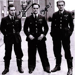 Douglas Bader was a famous fighter pilot from World War Two who had twenty-two kills credited to him. He flew and fought in the Battle of Britain with no legs – the result of a pre-war plane crash.  Bader was an outstanding sportsman; when young he played rugby union for Harlequins, who are still an active club, at fly-half. He came close to English national team selection.