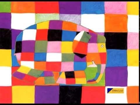 ELMER l'elefantino variopinto - YouTube