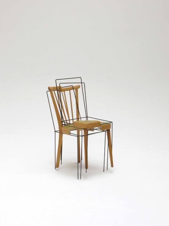 Julian Sterz Place Keeper Chair · StuhlStuhl DesignMöbeldesignUnkonventionellemProduktdesignIndustrielles  ...